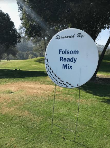 Folsom Ready Mix Double Foursome Sponsors for Boys & Girls Club Golf Tournament