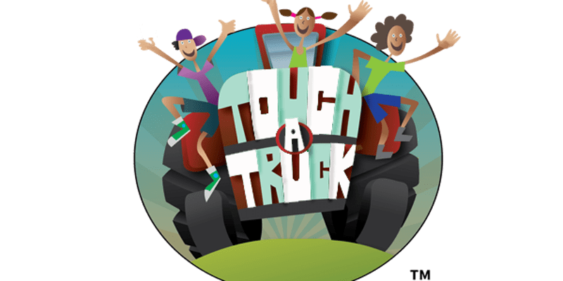 Touch-A-Truck Event by the Junior League of Sacramento
