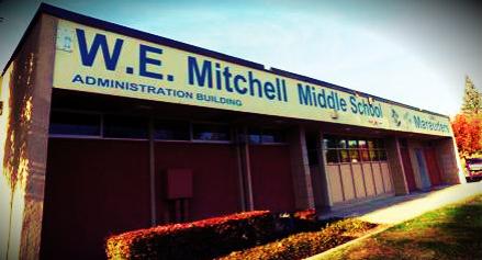 Folsom Ready Mix Donates Money to W.E. Mitchell Middle School