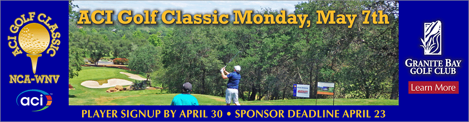 Folsom Ready Mix Participates as a Silver Sponsor in the ACI Golf Classic