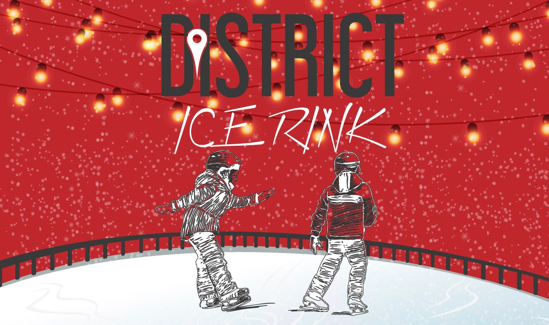 Folsom Ready Mix: Sponsor for District Ice Rink in El Dorado Hills