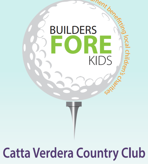 Folsom Ready Mix Sponsors Builders Fore Kids Golf Tournament and The First Tee of Greater Sacramento
