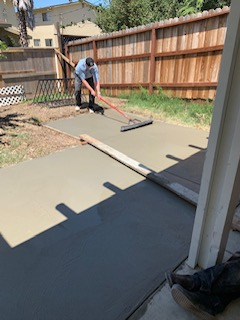 Folsom Ready Mix Donates Concrete for Eagle Scout Troop #323 Project