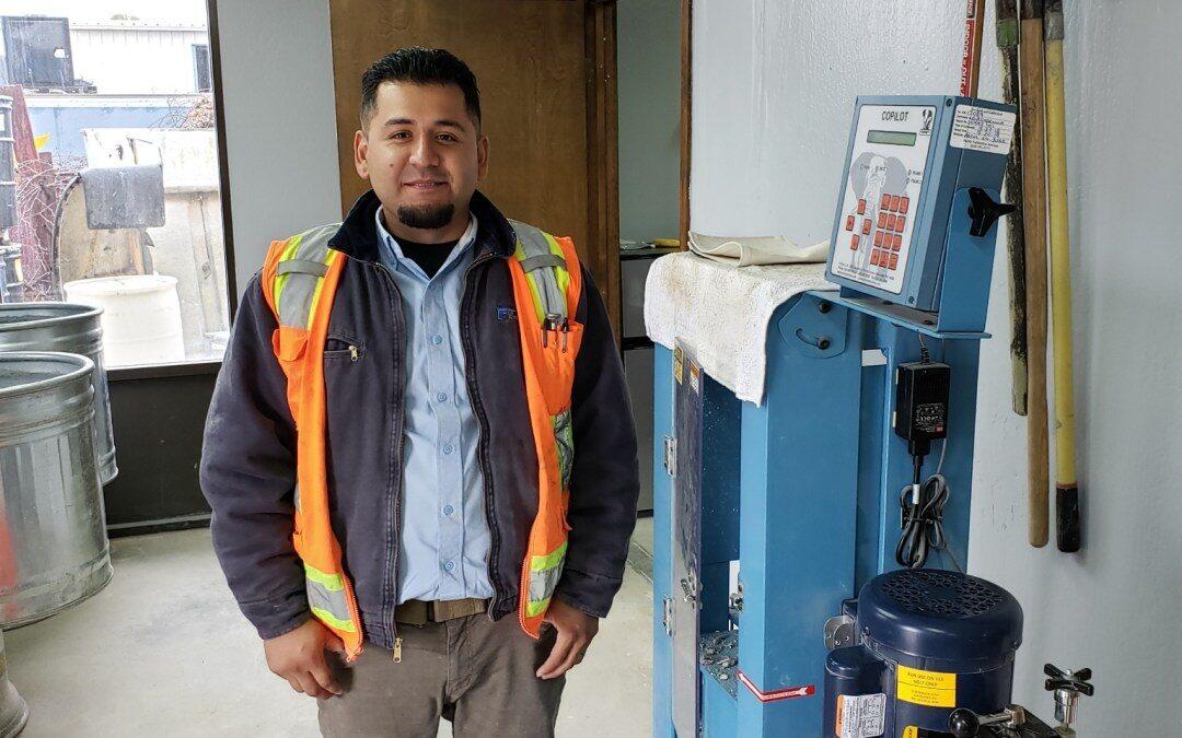 Employee Spotlight: Edgar Toriz