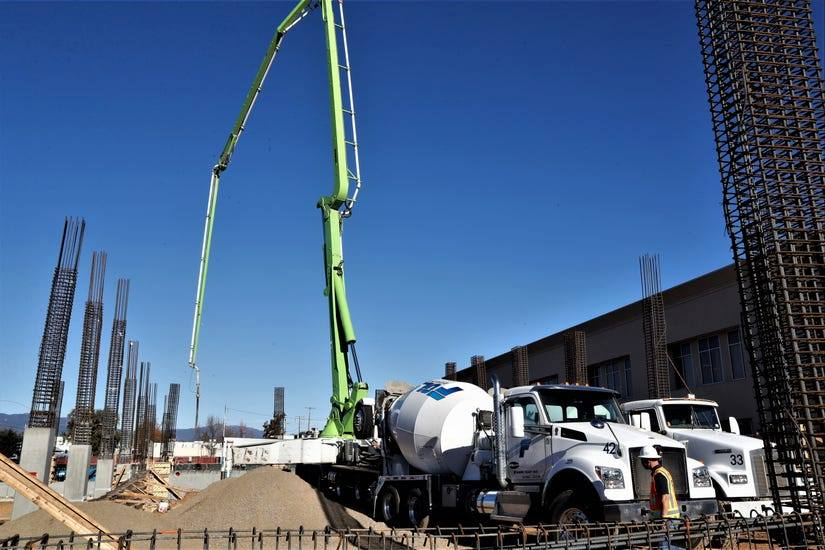 Air Entrained Concrete: What Is It and Why Do We Use It?