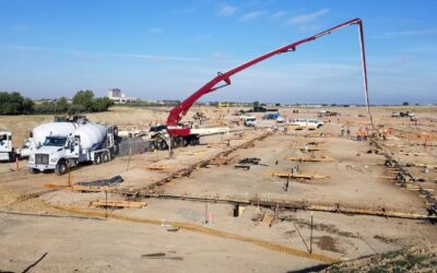 Hot Weather Concrete: How Using Chilled Water or Ice Slows the Cement Hydration Process